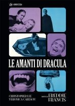 La copertina di Le amanti di Dracula (dvd)