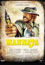 La copertina di Mannaja (dvd)