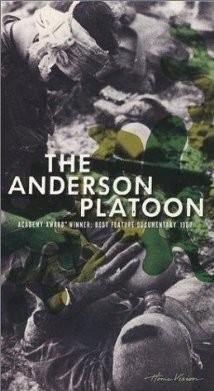 La Section Anderson: la locandina del film