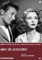 La copertina di Amo un assassino (dvd)