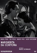 La copertina di Margherita da Cortona (dvd)
