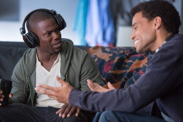 About Last Night: Michael Ealy discute con Kevin Hart
