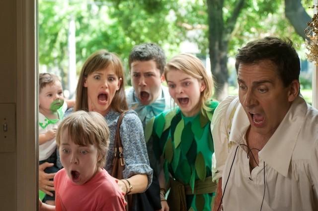 Alexander and the Terrible, Horrible, No Good, Very Bad Day: Steve Carell, Jennifer Garner e il resto del cast