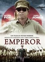 La copertina di Emperor (blu-ray)