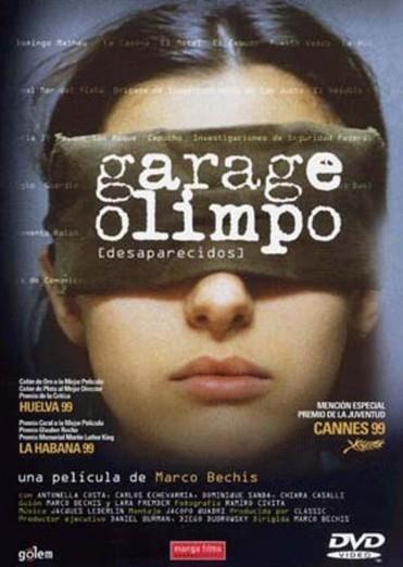 La copertina di Garage Olimpo (dvd)