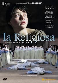 La copertina di La religiosa (dvd)