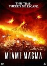 La copertina di Miami Magma (dvd)