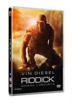 La copertina di Riddick (dvd)
