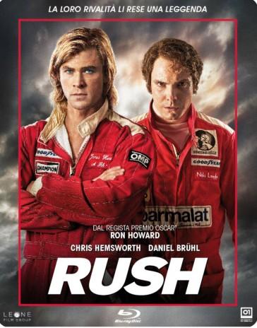 La copertina di Rush - Special Edition (blu-ray)
