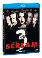 La copertina di Scream 3 (blu-ray)