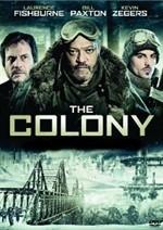 La copertina di The Colony (dvd)