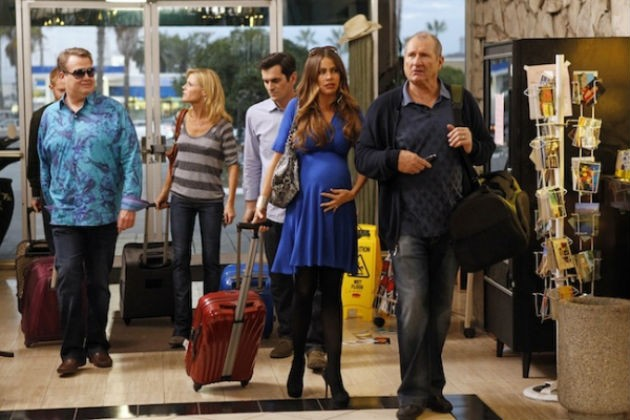 Modern Family: una scena dell'episodio Capodanno a Palm Springs
