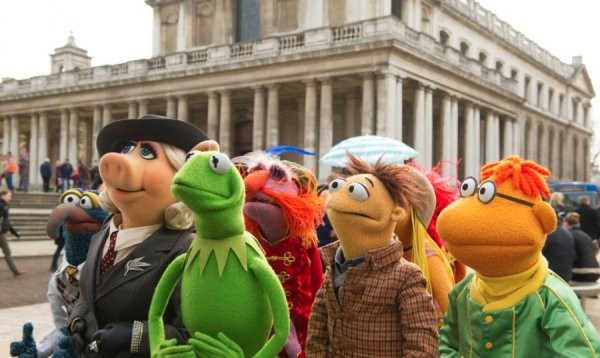 Muppets Most Wanted: i Muppets in giro per l'Europa