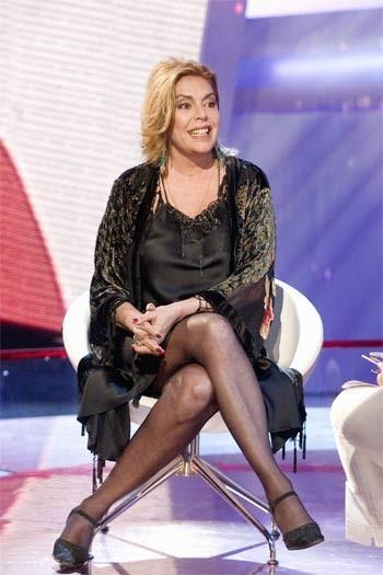 Nadia Cassini oggi, ospite di una trasmissione tv: 295770
