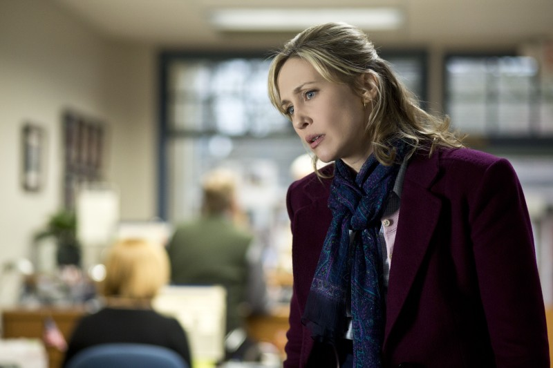 Vera Farmiga in una immagine di Bates Motel