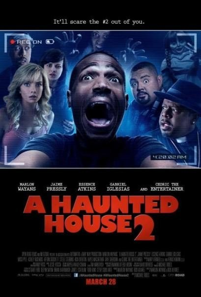 A Haunted House 2: la nuova locandina del film