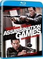 La copertina di Assassination Games (blu-ray)