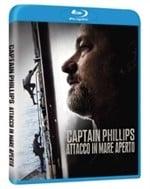 La copertina di Captain Phillips - Attacco in mare aperto (blu-ray)