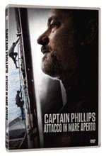 La copertina di Captain Phillips - Attacco in mare aperto (dvd)