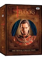 La copertina di I Tudor - Scandali a corte - The Royal Collection (dvd)