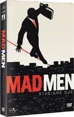 La copertina di Mad Men - Stagione 2 (dvd)