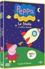 La copertina di Pepp Pig - Le stelle e altre storie (dvd)