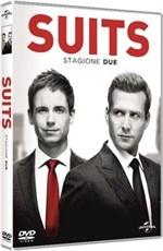 La copertina di Suits - Stagione 2 (dvd)