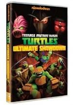La copertina di Teenage Mutant Ninja Turtles - Battaglia finale (dvd)