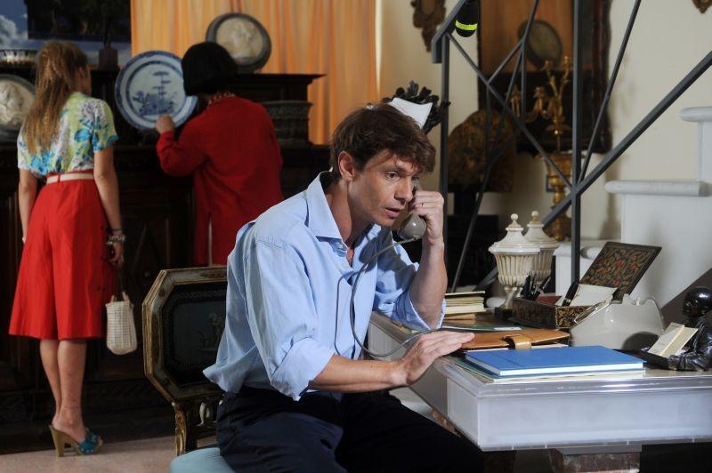 Sapore di te: Giorgio Pasotti nei panni di Armando in una scena del film