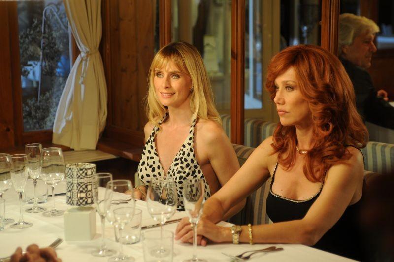 Sapore di te: Serena Autieri e Nancy Brilli in una scena del film