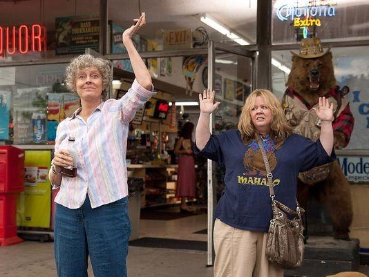 Tammy: Susan Sarandon e Melissa McCarthy nella prima scena della commedia