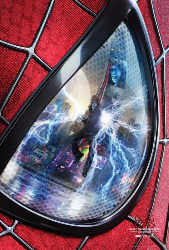 The Amazing Spider-Man 2: nuova suggestiva locandina americana
