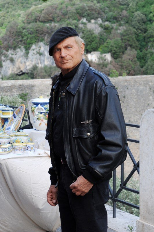 Don Matteo: Terence Hill nella fiction