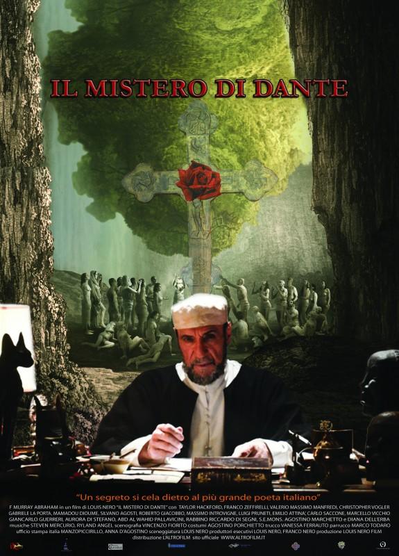 Il mistero di Dante: la locandina del film