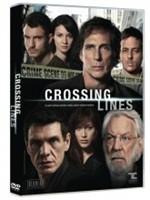 La copertina di Crossing Lines - Stagione 1 (dvd)