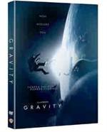 La copertina di Gravity (dvd)