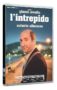 La copertina di L\'intrepido (dvd)