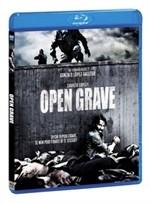 La copertina di Open Grave (blu-ray)