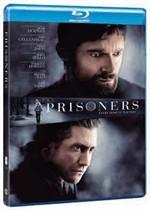 La copertina di Prisoners (blu-ray)