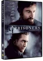 La copertina di Prisoners (dvd)