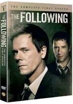 La copertina di The Following - Stagione 1 (dvd)
