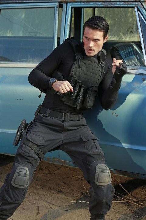Agents of S.H.I.E.L.D.:  Brett Dalton nell'episodio The Magical Place