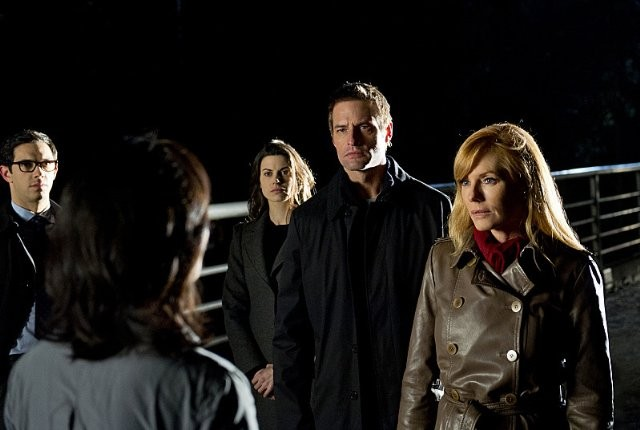 Intelligence: Marg Helgenberger, Josh Holloway e Meghan Ory nel pilot della serie