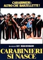 La copertina di Carabinieri si nasce (dvd)