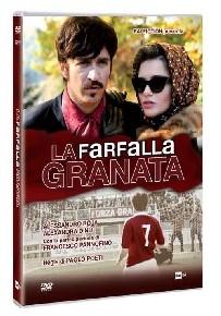 La copertina di La farfalla granata (dvd)