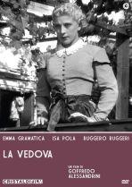 La copertina di La vedova (dvd)