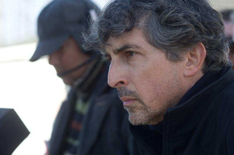 Nebraska: il regista Alexander Paynen sul set