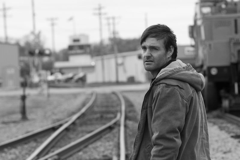 Nebraska: Will Forte in un momento del film