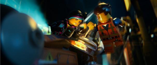 The Lego Movie: Emmett e Uni-Kitty all'opera