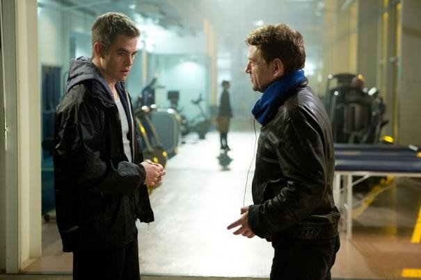 Jack Ryan - L'iniziazione: Kenneth Branagh e Chris Pine sul set
